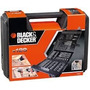 Set 129 Pzas Black & Decker A7211-xj Mechas, Puntas Y Tubos