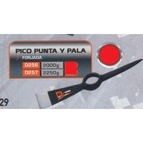 Pico Punta Y Pala Forjada 2000g Versa D256#