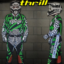 Conjunto Pantalon Y Buzo Motocross Thrill Atv 2014 Fasmotos