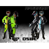 Conjunto Rpm Opposite 2016 - Trapote Racing - Crf, Ktm, Fox