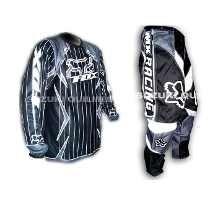 Conjunto Motocross Fox Pantalon + Buzo Moto Cross Enduro Xxl