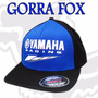 Gorra Fox Original Blue Fox Yamaha Motos Siempre Fas Motos