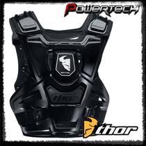 Pechera Motocross Thor Sentinel S14 Negra Fox - Powertech