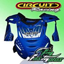 Pechera Circuit T-rex Opaca Adulto Motocross Enduro Fasmotos