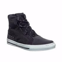 Zapatillas Ls2 Sneakers Urban Negro Blanco Urquiza Motos