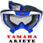 Antiparra Ariete Blue Edition Yamaha Enduro Cross Fas Motos