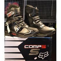 Botas Para Motocross Fox Head Comp 5 S Bota Para Atv Utv