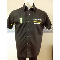 Camisas Rpm - Monster/ Yamaha Talle L