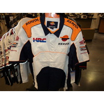 Camisas Oficiales Repsol Hrc Honda Moto Gp Originales