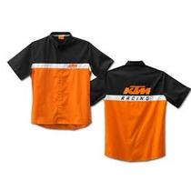 Ktm Camisa Team Shirt Original Nacional - Ktm Palermo Bikes