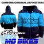 Campera Alpinestars Midway Zip Yamaha Mx Cross Moto Mg Bikes