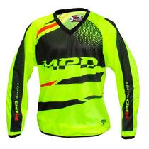 Jersey Buzo Motocross - Cuatri Mpd