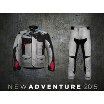 Campera Pantalon Acerbis Adventure 3 Capas 100% Impermeable