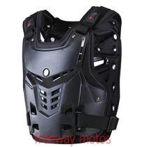 Pechera Scoyco Negra Proteccion Motocross Atv Freeway Motos