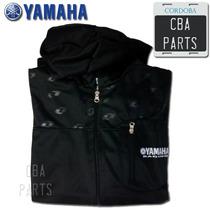 Campera Moto Friza Yamaha Negra Varios Colores Cbaparts