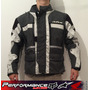 Campera Proskin Trip Turismo 100%impermeable Int.desmontable