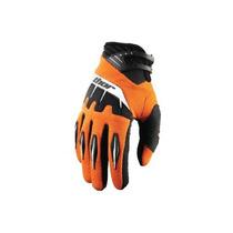 Guantes Thor Spectrum Naranja Talle S Cross Atv Mx Bike