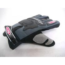 Guantes Moto Bell + Protecciones + Polyester 100% Motocross