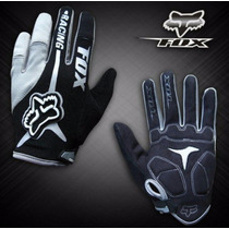 Guantes Fox Dirtpaw / 360 - Antideslizables - Largos