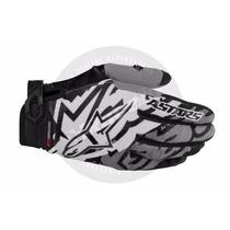 Guante Motocross Alpinestars Mx Glove Racer Gris Original