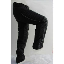 Pantalon Moto Termico C/ Protecciones Y Abrigo Upper-motoscb