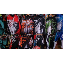 Conjunto Motocross Enduro Sx Boutique D2r
