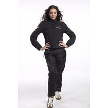 Pantalon Ls2 Challenge Mujer Proteccion Termico Moto Delta
