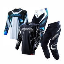 Conjunto Oneal Element Mx Motocross Jersey + Pantalon Usa