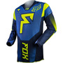 Buzo Motocross Fox Head - 360 Savant Jersey Original Usa