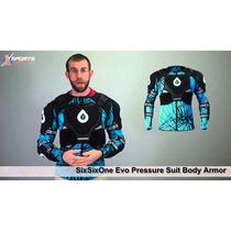 Pechera Armadura Traje De Presion 661 Evo Suit Original