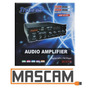 Amplificador St 12v - Digital Mp3 - Fm Player