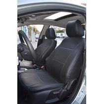 Fundas Asientos Cuerina Premium Toyota Corolla 2014 -carfun-