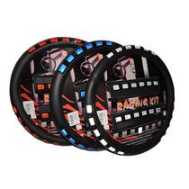 Kit Cubre Volante + Cubre Cinturones De Seguridad - Nolin
