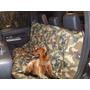 Funda Cubre Asientos Para Mascotas + Cinturón Seguridad