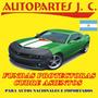 Fundas Cubre Asientos Fiat Doblo 7 Asientos Cuero