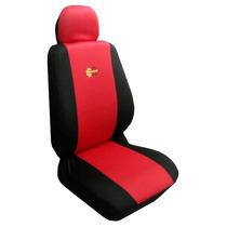 Funda Para Auto Deportiva + Cubre Volante Type R - Oferta!