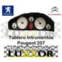 Tablero Instrumentos Peugeot 207 Original