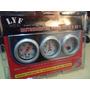 Kit De Relojes Presion De Aceite Amperimetro Temperatura