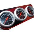 Kit De Relojes Amperimetro-temp Agua-precion Aceite Tuning