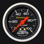 Manometro Presion De Aceite Orlan Rober Competicion 60mm