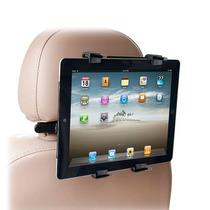 Soporte Auto Tablet Apoyacabeza Ipad Samsung Galaxy Tab Note