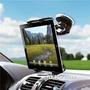 Soporte De Auto 2 En 1 Vidrio Y Butaca Para Tablets 7 A 10.1