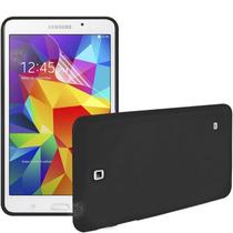 Funda Tpu Samsung Galaxy Tab 4 7´ T230 T231 Silicona + Film