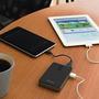 Bat/carg. Verbatim Dual P/tablet-celular 10.000mah