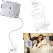 Soporte Brazo Flexible Tablet Ebook Ipad Cama Mesa Escritori
