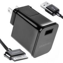 Cargador De Pared Original Samsung Galaxy Tab + Cable Datos