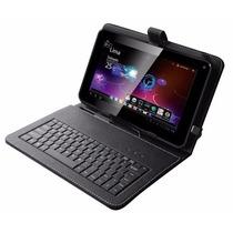 Funda Para Tablet 9 Pulgadas Con Teclado Y Soporte - A1
