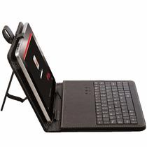 Estuche Tablet Con Teclado Samsung Tab E T560 9.6 Universal