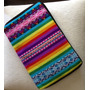 Funda Aguayo Original Artesanal Apta Tablet-ebook-notebook