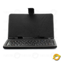 Funda Estuche Con Teclado Tablet Pc 8 Ipad Ebook Apad Usb